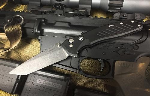 Weapons & Firearms